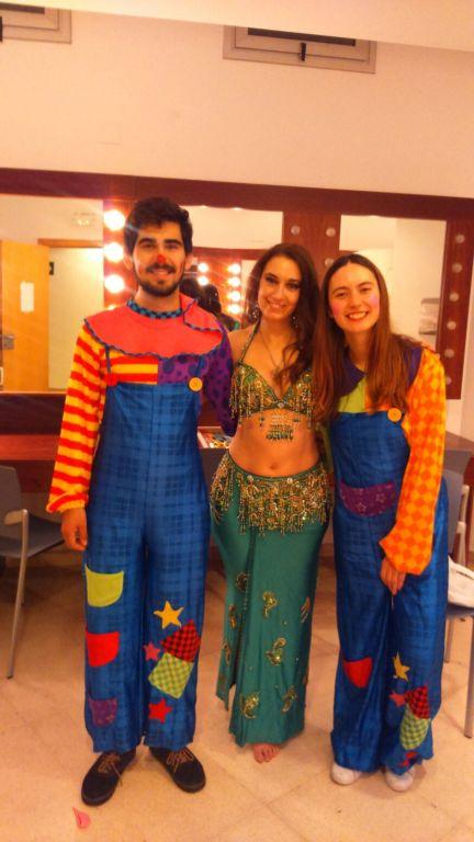 Animadores, Magos y Payasos infantiles en El Espinar