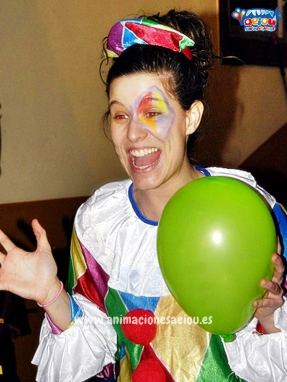 Magos para fiestas infantiles en Griñón