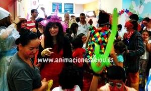 Animadores infantiles en Guadalajara para celebrar