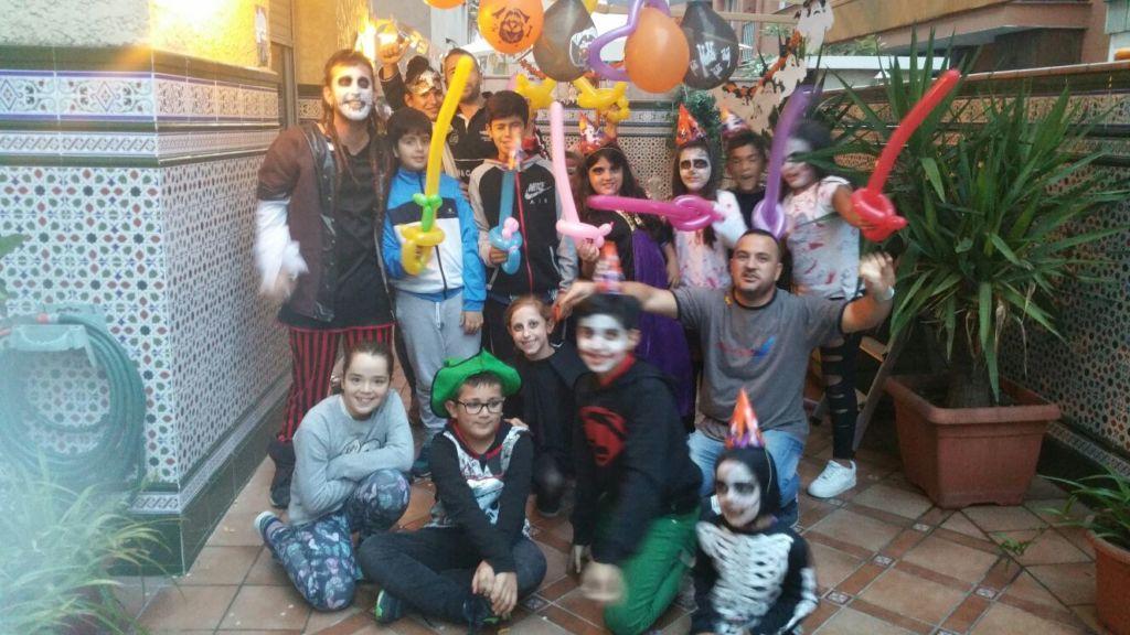 Payasos para fiestas infantiles en Guadalix de la Sierra
