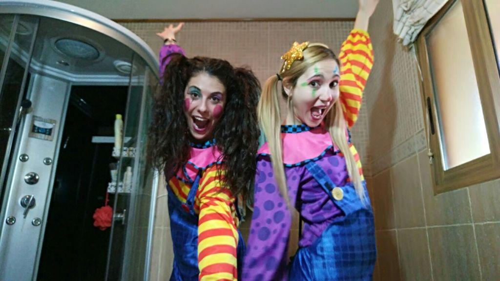 Animadores, magos y payasos infantiles en Guadarrama