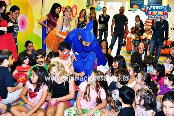 Payasos para fiestas infantiles en Illescas