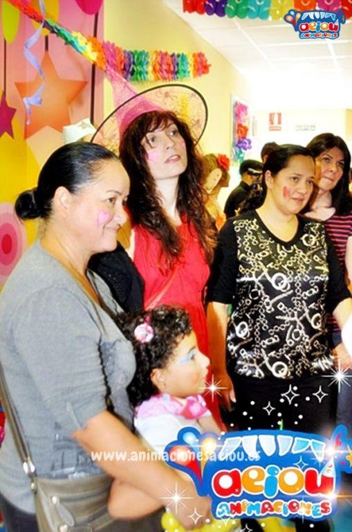 Animadores para fiestas infantiles en Manzanares el Real