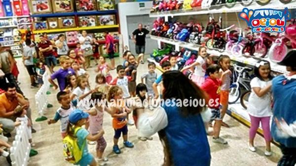Payasos para fiestas infantiles en Manzanares el Real