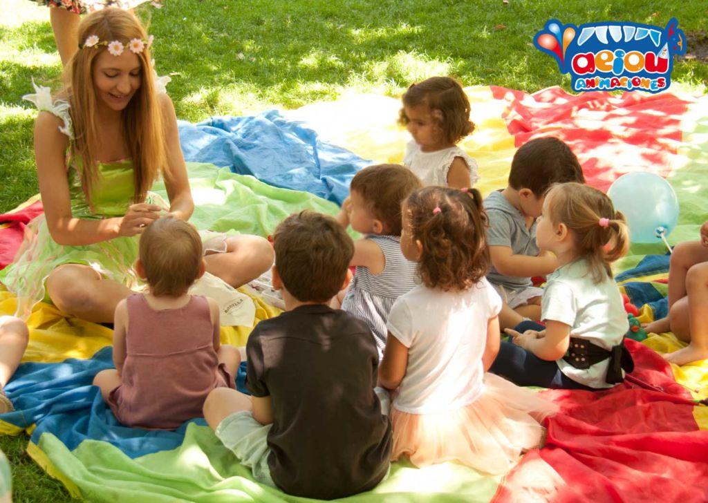 Animadores, magos y payasos infantiles en Los Molinos