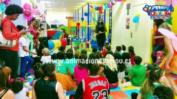 Payasos para fiestas infantiles en Las Navas del Marqués