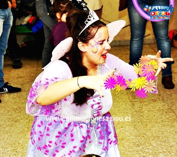 Magos para fiestas infantiles en Las Rozas