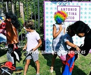 Disfruta de los animadores infantiles en Segovia