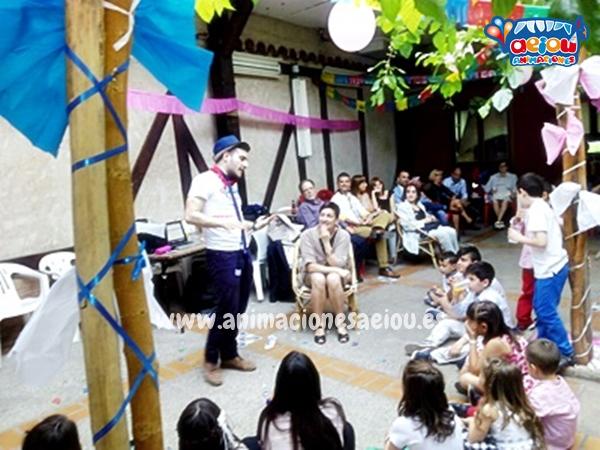 Animadores para fiestas infantiles en Valdemorillo