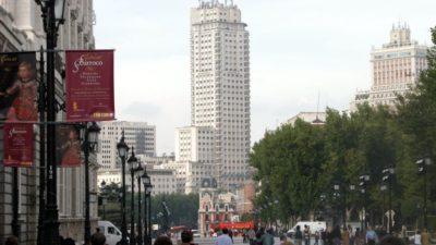 Planes con niños en Madrid en septiembre