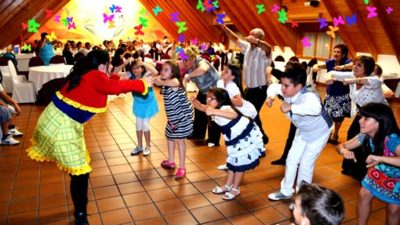 Juegos didacticos para cumpleaños infantil