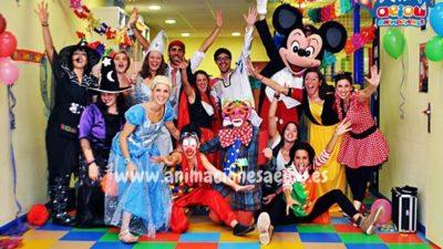 Mejores fiestas infantiles temáticas