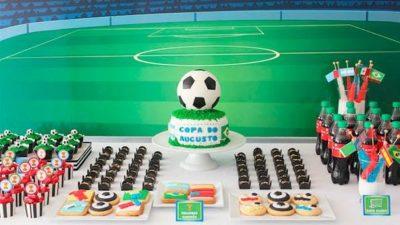 Las mejores fiestas deportivas para niños