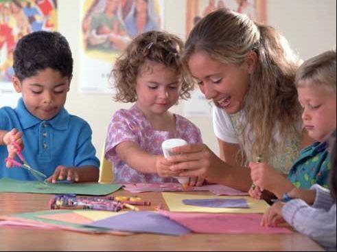 Talleres de Manualidades para niños