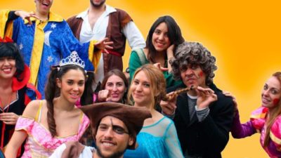 La mejor empresa de animación infantil de Madrid