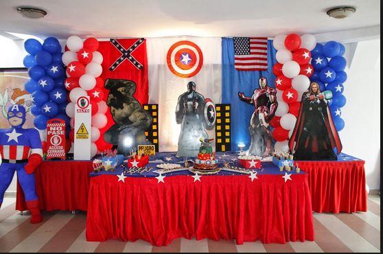 Fiestas temáticas en Madrid