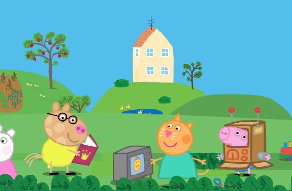Fiestas temáticas de Peppa Pig Madrid