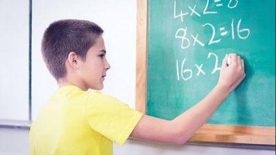 Método sencillo para aprender las tablas de multiplicar