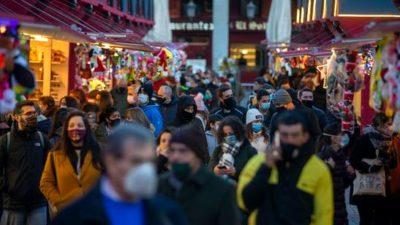 Restricciones para fiestas en Madrid por el covid